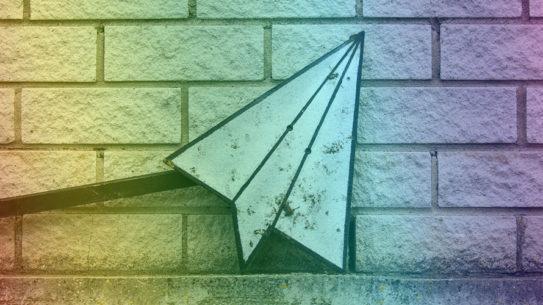 Kun sateenkaarilogot katoavat