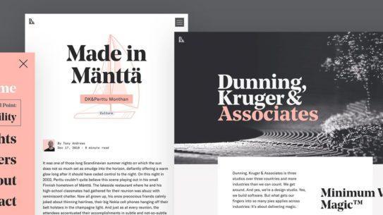 Dunning, Kruger & Associates – Sisältölähtöiset WordPress-sivut kasvun mahdollistajana