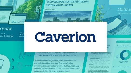 Caverion – tunnettuus kasvuun monipuolisella inbound-markkinoinnilla