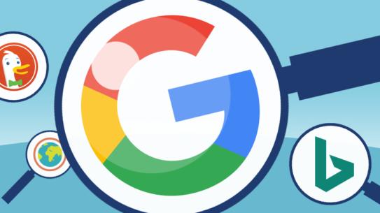 Onko hakusanamainontaa myös Googlen ulkopuolella?