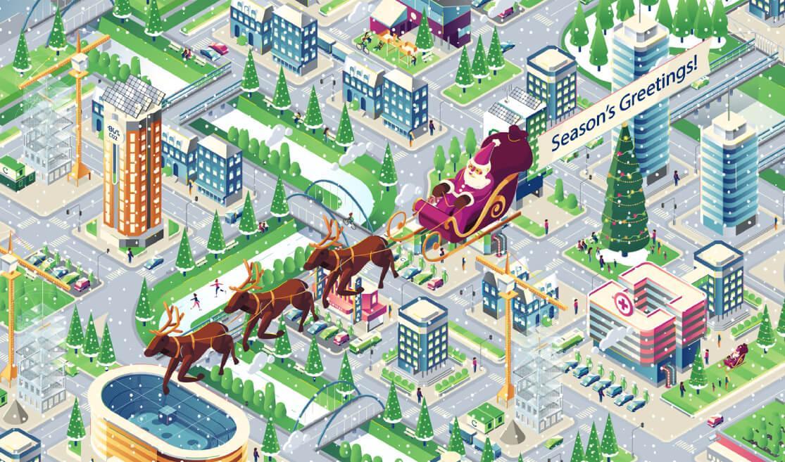 smartcity-joulu-caverion